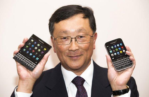 Sekali Lagi, BlackBerry Passport TerjualHabis