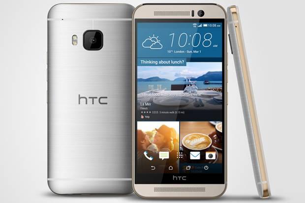 HTC One M9 Tampil dengan FiturBaru