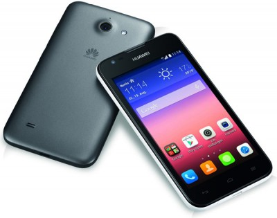 Huawei Ascend Y550, Android 4,5 Inci Pas untukSelfie