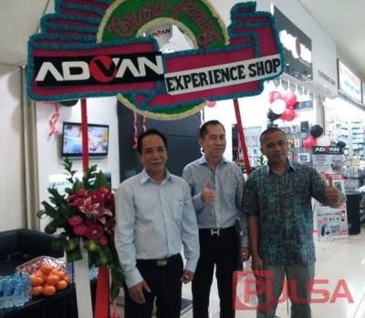 Advan Experience Shop Kini Hadir di Mall LippoKarawaci