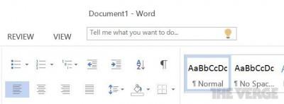 Microsoft Akan Tambahkan Fitur 'Tell Me' diOffice