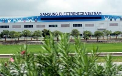 Samsung Bangun Kompleks Industri di NegaraIni
